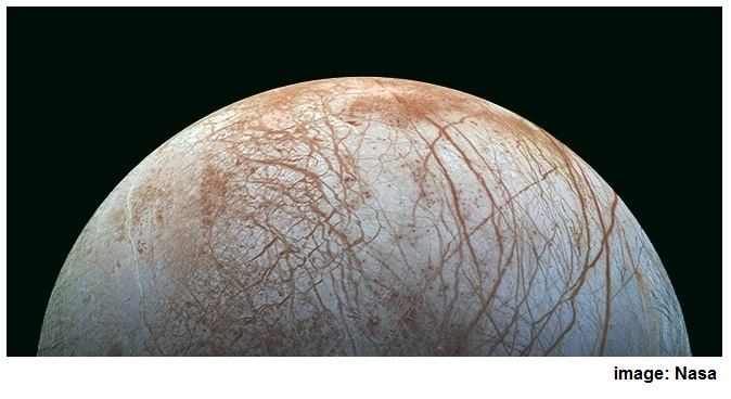 Brazilians create model to evaluate possibility of life on Jupiter's icy moon