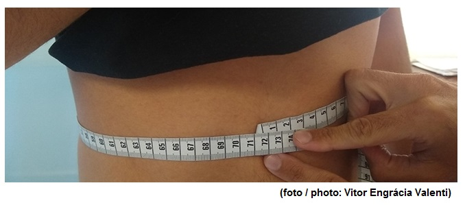 Waist-stature ratio can indicate the risk of cardiovascular disease even in healthy individuals